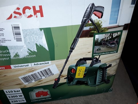 Lot 12529 BOSCH EASY AQUATAK 110 PRESSURE WASHER