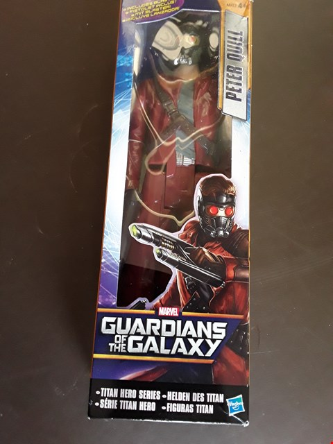 Lot 228 GUARDIANS OF THE GALAXY PETER QUILL FIGURE