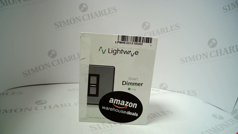 Lot 17201 LIGHTWAVE SMART 1 GANG DIMMER