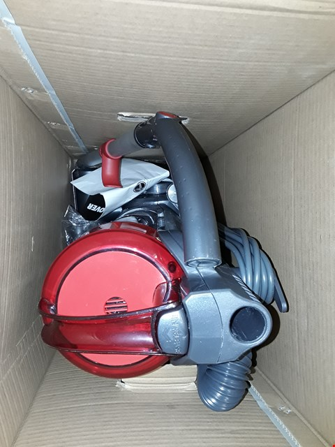 Lot 127 HOOVER WHIRLWIND BAGLESS VAK RRP £299.99