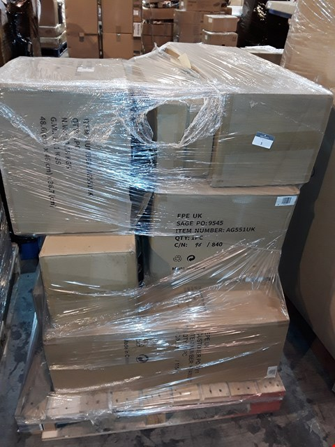 Lot 5 PALLET OF APPROXIMATELY 13 ASSORTED HOUSEHOLD ITEMS, TO INCLUDE:
