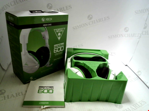 Lot 6432 TURTLE BEACH EAR FORCE STEALTH 600 SURROUND SOUND GAMING HEADSET