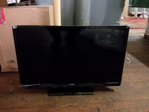 "Lot 1095 LUXOR 24"" HD READY TELEVISION MODEL LUX0124001/01 STAND AND REMOTE  RRP £379.99"