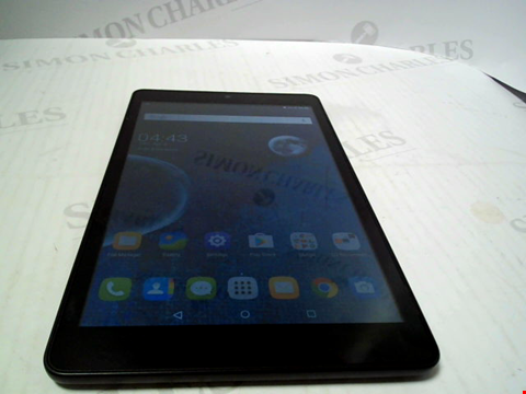 Lot 6166 ALCATEL ONE TOUCH 9022X ANDROID TABLET