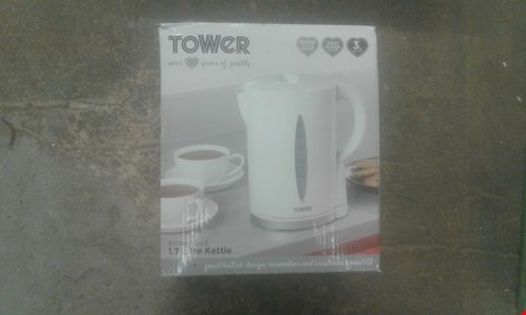 Lot 2216 TOWER ESSENTIALS 1.7L KETTLE