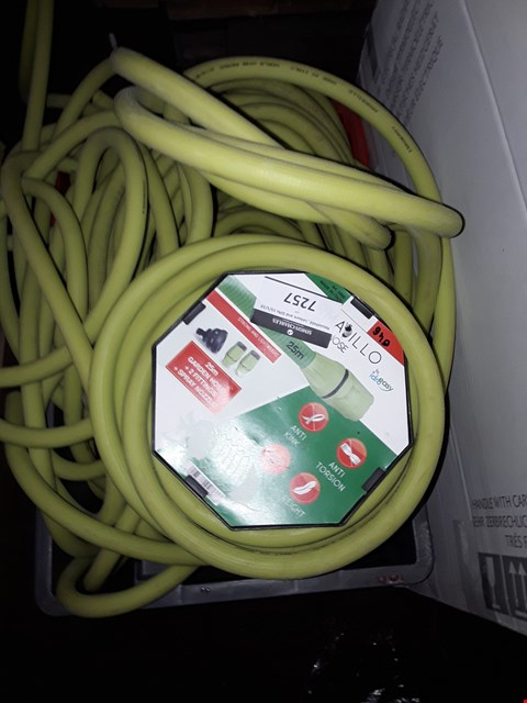 Lot 13 BOX OF APPROXIMATELY 5 ARMADILLO GARDEN HOSES - 25M