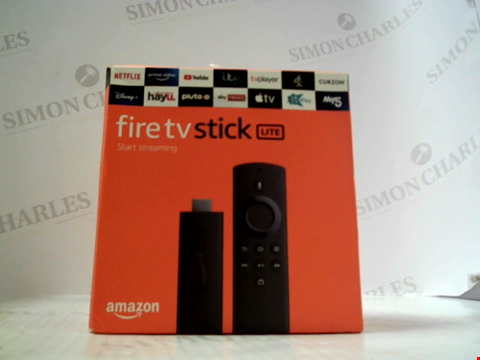 Lot 6150 AMAZON FIRE TV STICK LITE