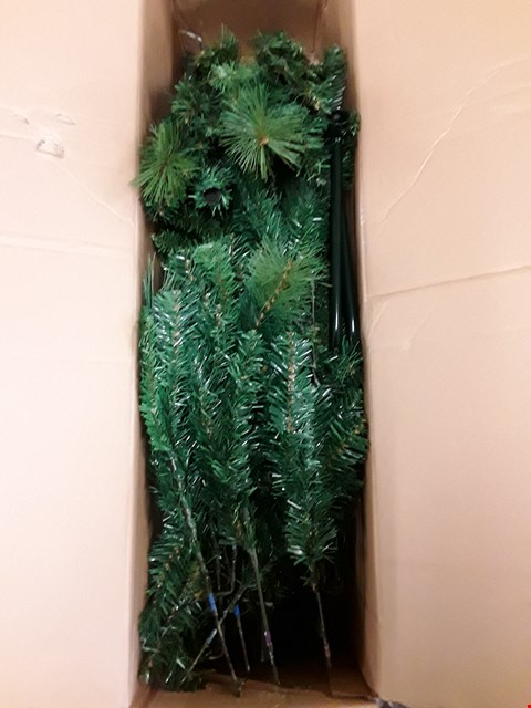 Lot 2505 BOXED 6FT CANNOCK GREAT VALUE TREE RRP £45