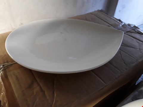 Lot 15144 CASE OF 24 ORIENTIX TEAR SHAPED SERVING DISHES