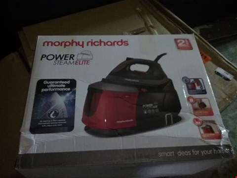 Lot 3212 MORPHY RICHARDS POWER STEAM ELITE IRON