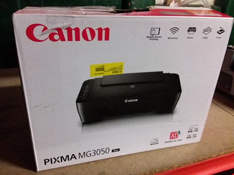 Lot 2432 CANON PIXMA MG3050