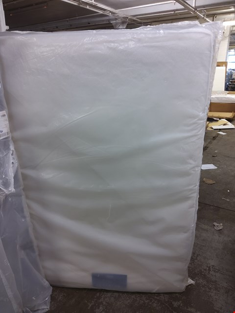 Lot 2104 QUZLITY BAGGED FOGARTY SMALL DOUBLE MATTRESS