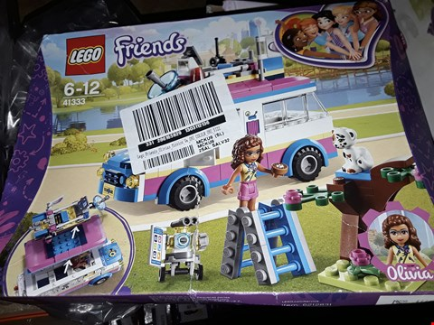 Lot 4057 LEGO FRIENDS OLIVIA'S MISSION