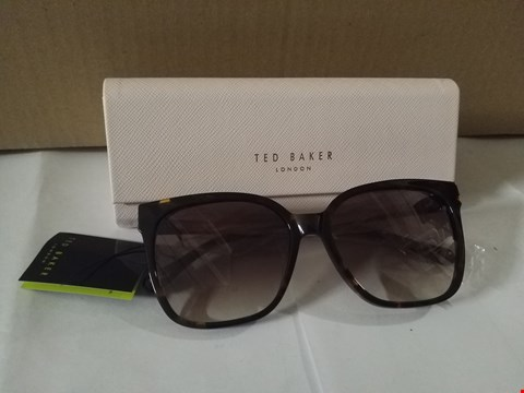 Lot 13009 BOXED PAIR OF TED BAKER SUNGLASSES
