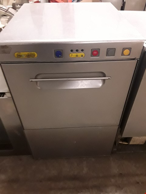 Lot 81 COMMERCIAL STAINLESS STEEL PROJECT DISHWASHER