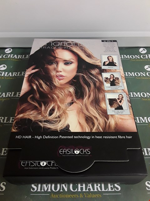 Lot 2226 EASILOCKS CHARLOTTES MIRACLE MAKEOVER  RRP £64.00