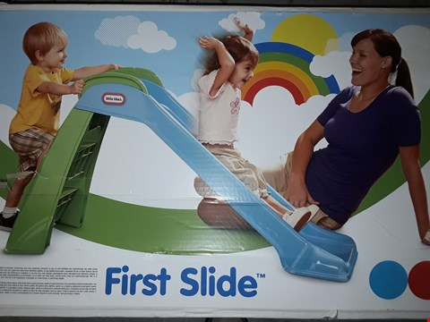 Lot 164 LITTLE TIKES MY FIRST SLIDE RRP £45