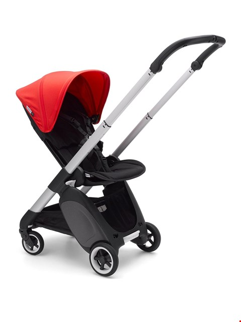 Lot 9760 BRAND NEW BOXED BUGABOO ANT PUSHCHAIR IN NEON RED (1 BOX - PF66P) RRP £429.00