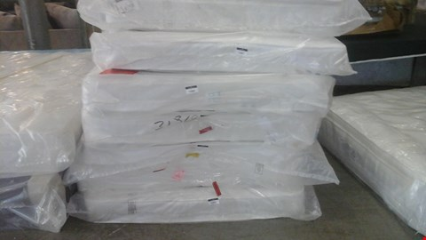 "Lot 1287 QUALITY BAGGED 4'6"" MATTRESS"