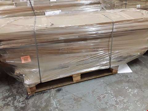 Lot 88 PALLET OF TALL END PANELS