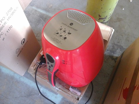 Lot 2235 AIR FRYER RED