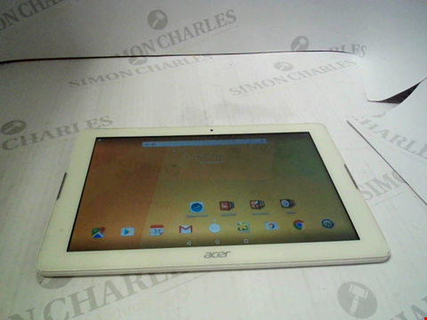Lot 717 ACER B3-A20 16GB ANDROID TABLET