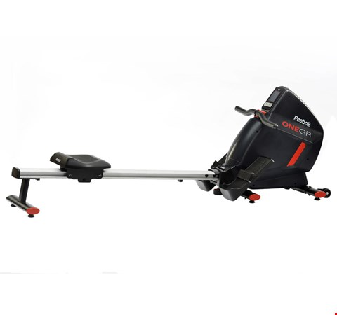 Lot 11 BOXED REEBOK ONE GR ROWER BLACK (2 BOXES) RRP £849.99