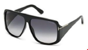 Lot 232 BRAND NEW TOM FORD FEMALE SUNGLASSES FT0433 01W 60 RRP £245