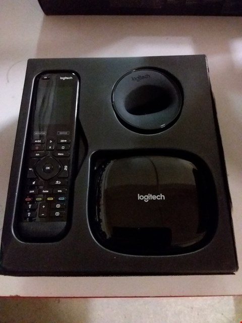 Lot 69 LOGITECH HARMONY ELITE REMOTE CONTROL, HUB AND APP