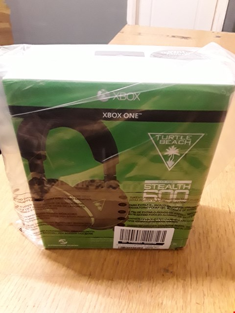 Lot 9007 BRAND NEW TURTLE BEACH STEALTH 600 XBOX VERSION HEADSET RRP £119.99