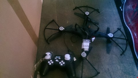 Lot 1108 XCAM REMOTE CONTROL FLYING DRONE