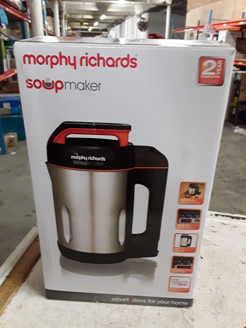 Lot 8385 MORPHY RICHARDS SOUP MAKER