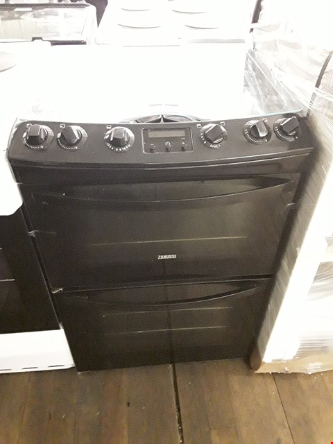 Lot 56 ZANUSSI TWIN CAVITY ELECTRIC COOKER
