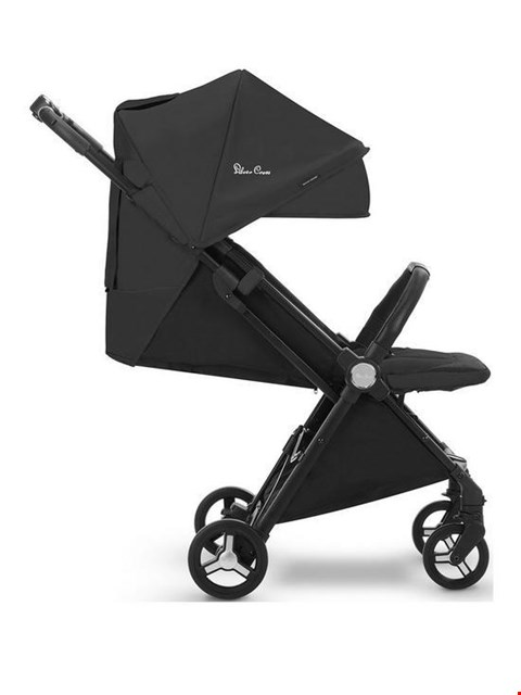 Lot 41 BOXED SILVER CROSS JET COMPACT STROLLER RRP £274.99