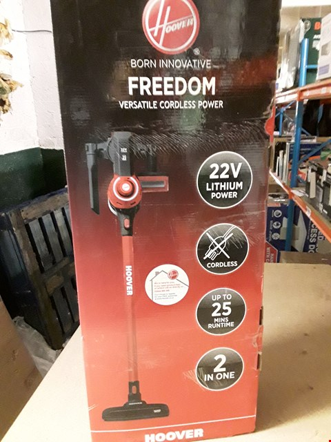 Lot 3248 HOOVER FREEDOM VACUUM CLEANER