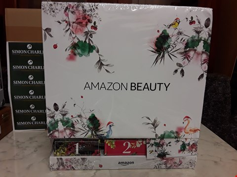 Lot 12047 AMAZON BEAUTY STYLE ADVENT CALENDER