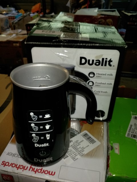 Lot 724 DUALIT MILK FROTHER