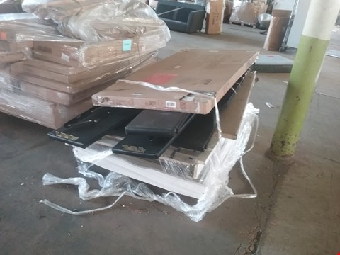 Lot 4143 PALLET OF ASSORTED BED PARTS