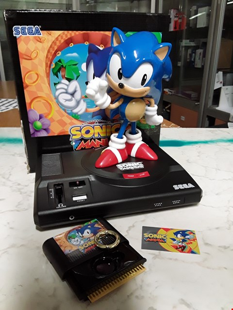 Lot 3054 SONIC MANIA COLLECTORS EDITION GIFT SET
