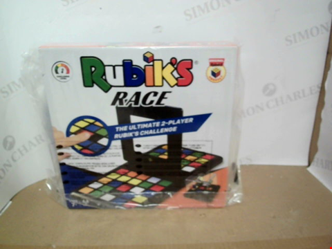 Lot 10439 BOXED RUBIK'S RACE THE ULTIMATE FACE TO FACE GAME RRP £32.00