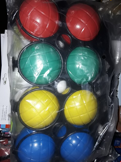 Lot 685 TWO SETS ) WATER BOULES