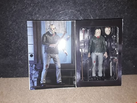 Lot 3064 FRIDAY THE 13TH JASON FIGURE