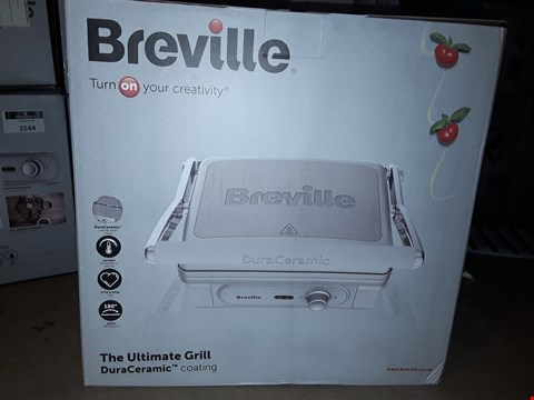Lot 193 BOXED BREVILLE THE ULTIMATE GRILL