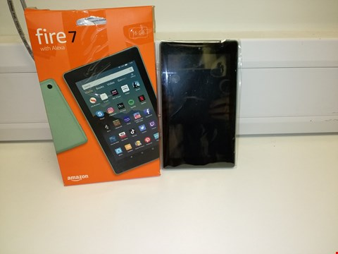 Lot 71 AMAZON KINDLE FIRE 7 ANDROID TABLET 16TB, GREEN