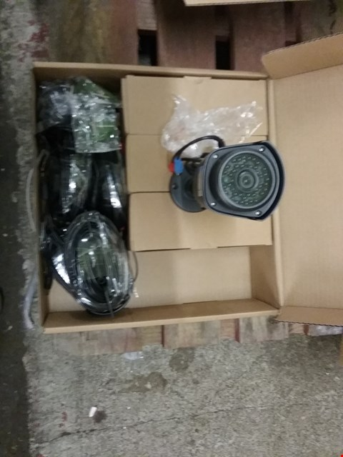 Lot 20 BOXED ANNKEK HOME SECURITY CAMERAS WITH CABLES