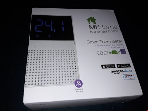 Lot 1062 MI HOME SMART THERMOSTAT