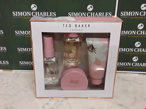 Lot 12061 TED BAKER STYLE LITTLE BLOOM 4PC BOXSET