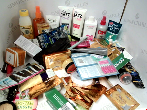 Lot 11089 LOT OF ASSORTED HEALTH & BEAUTY PRODUCTS