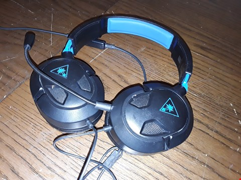 Lot 9024  TURTLE BEACH GAMIBY HEADSET WITH MIC