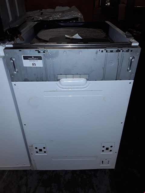 Lot 85 CATA INTEGRATED BUILT IN DISHWASHER  RRP £220